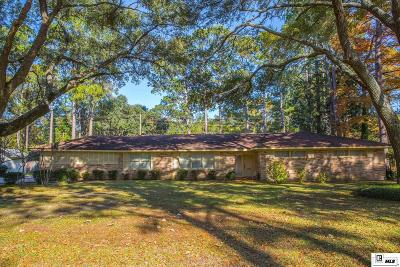 Monroe Single Family Home For Sale: 2106 Marie Place