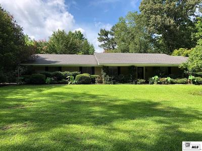 Ruston Single Family Home For Sale: 171 Trace Drive