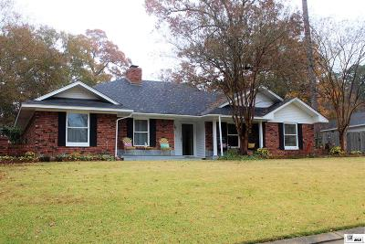 West Monroe Single Family Home Active-Pending: 105 Choctaw Drive