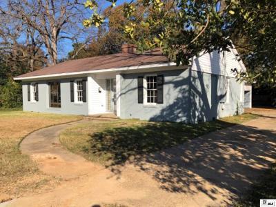 West Monroe Single Family Home For Sale: 812 Arkansas Road