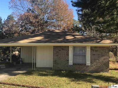 Jackson Parish Single Family Home For Sale: 1507 Julius Erving Street