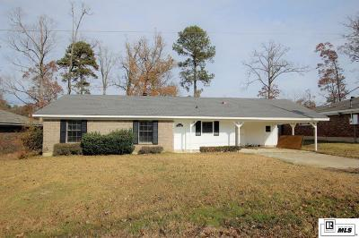 West Monroe Single Family Home For Sale: 316 Sylvan Lake Drive