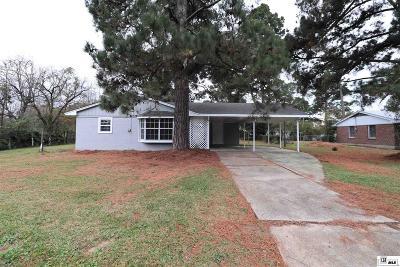 West Monroe Single Family Home For Sale: 104 Ridgeway Drive