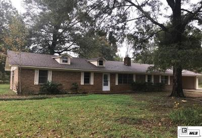 Monroe Single Family Home For Sale: 594 Redwood Lane