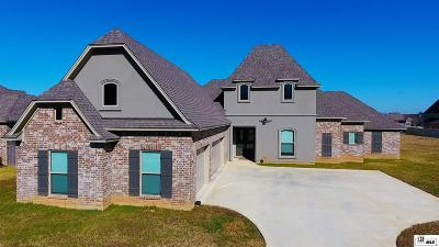 Monroe Single Family Home For Sale: 1210 Frenchmans Bend Road