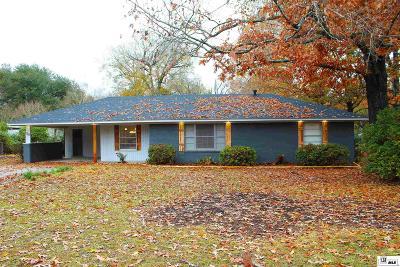 West Monroe Single Family Home Active-Pending: 110 Halsell Drive