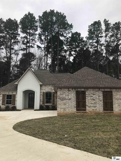 Ruston Single Family Home For Sale: 102 Belmont Boulevard