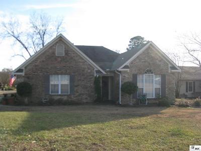 West Monroe Single Family Home New Listing: 100 Knoll Creek Drive