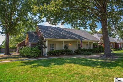 Monroe Single Family Home For Sale: 2211 Brierfield Drive