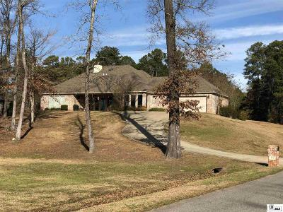 West Monroe Single Family Home For Sale: 405 Fiddlers Creek Drive