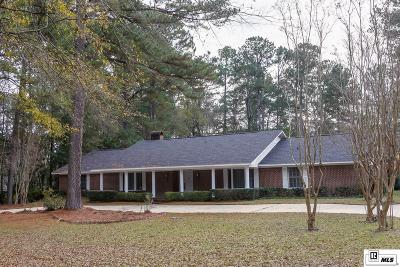 Single Family Home For Sale: 404 Quail Lane