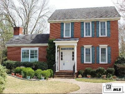 Monroe Single Family Home For Sale: 2502 Marlin Court