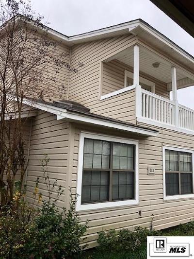 Condo/Townhouse For Sale: 515 Lincoln Road #118