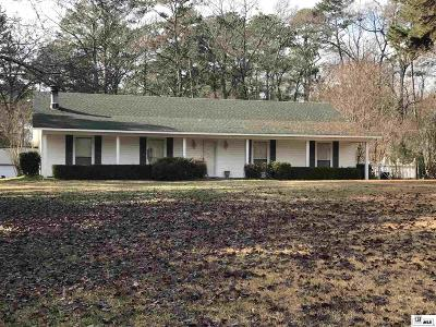 Ruston Single Family Home For Sale: 198 Baxter Road