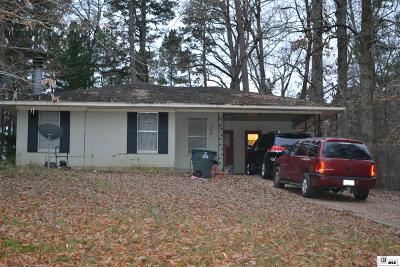 Ruston Single Family Home For Sale: 504 Marie Street