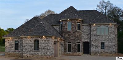 West Monroe Single Family Home For Sale: 109 Vayda Mae Lane