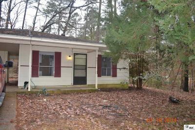 Ruston Single Family Home For Sale: 502 Marie Avenue