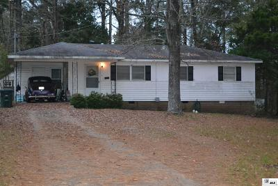 Ruston Single Family Home For Sale: 602 Marie Street