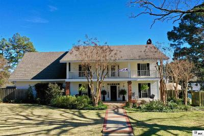 Single Family Home Active-Pending: 1410 Atkins Road