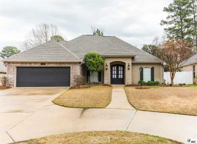 West Monroe Single Family Home For Sale: 118 Gretchens Walk
