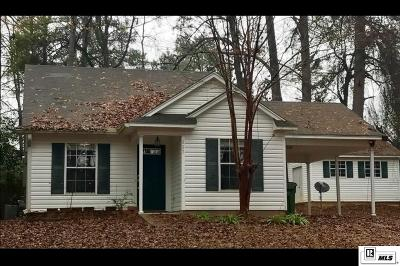 Single Family Home Active-Pending: 807 Rosalie Drive