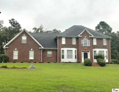 West Monroe Single Family Home For Sale: 103 Bonnabel Place