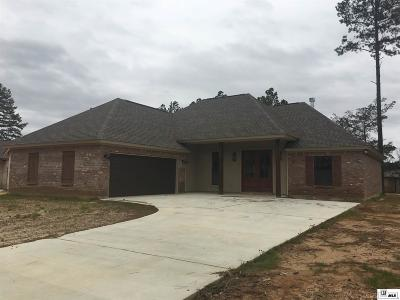 Ruston Single Family Home For Sale: 124 Buck Meadow