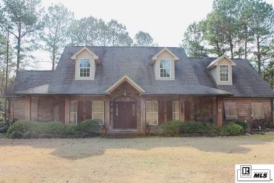 West Monroe Single Family Home Pending Continue To Show: 170 Chatham Lane