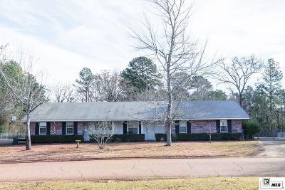 Ruston Single Family Home For Sale: 187 Cedar Drive