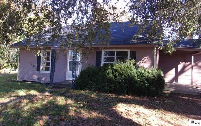 Single Family Home For Sale: 112 N North Jacoby Street