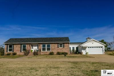 Ruston Single Family Home For Sale: 323 Goodgoin Road