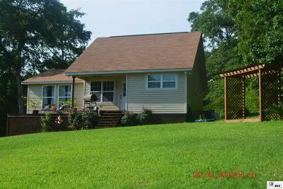 Single Family Home For Sale: 1401 Olin Road