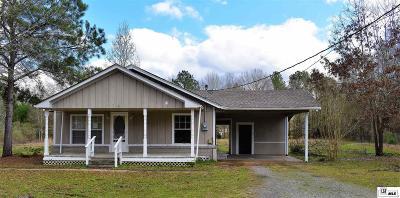 Single Family Home For Sale: 4329 Jonesboro Road