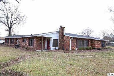 Monroe Single Family Home Active-Pending: 1314 Speed Avenue