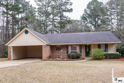 Ruston Single Family Home New Listing: 205 Timber Ridge Drive