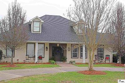 Monroe Single Family Home For Sale: 415 East Frenchman's Bend Road