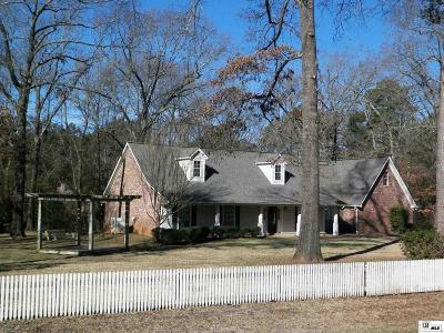 Ruston Single Family Home For Sale: 150 Mayfield Road