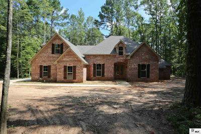 Dubach Single Family Home Active-Contingent 72 Hrs: 279 Fleur De Lis Drive