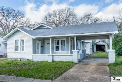 Ruston Single Family Home For Sale: 700 W Georgia Avenue
