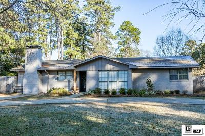 Ruston Single Family Home For Sale: 1311 Brewster Street