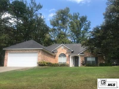 Ruston Single Family Home For Sale: 134 Timber Ridge Circle