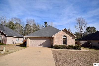 Ruston Single Family Home For Sale: 141 Rose Garden Street