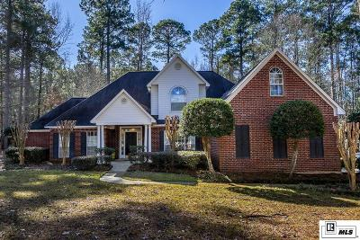 Ruston Single Family Home For Sale: 133 Parish Park Road