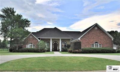 Monroe Single Family Home Active-Extended: 301 Frenchmans Bend Place