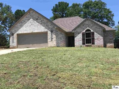 Ruston Single Family Home For Sale: 134 Gracie Beth Lane