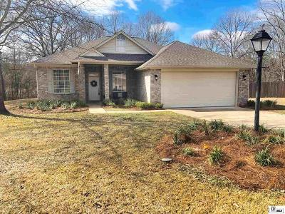 West Monroe Single Family Home For Sale: 306 Tremont Lane