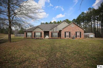 Ruston Single Family Home Pending Continue To Show: 375 Holliman Road