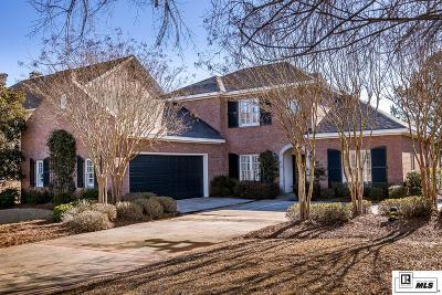 Choudrant Single Family Home For Sale: 216 Loblolly Lane