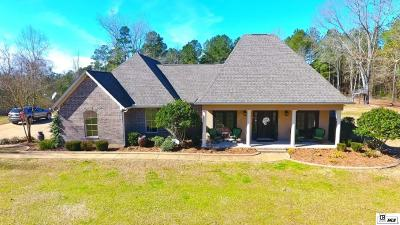 Choudrant Single Family Home Active-Pending: 3873 Highway 556