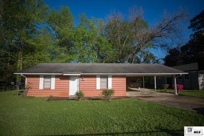 Jackson Parish Single Family Home For Sale: 10017 Highway 34